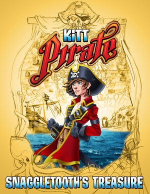 Preliminary Kitt Pirate Cover