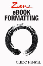 Zen of eBook Formatting